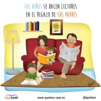 Lectores en casa